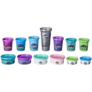Play-Doh Foam Slime Ultimate Variety Pack for $31