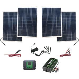 Nature Power 440-Watt Polycrystalline Solar Kit for $675
