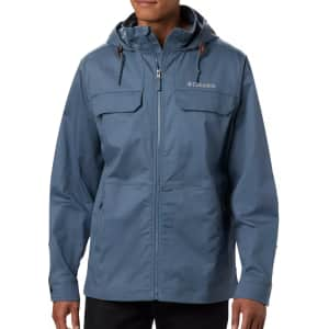 Columbia Men's Tummil Pines Hooded Jacket for $50