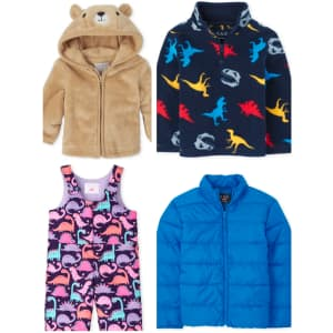 The Children's Place Outerwear: Up to 60% off