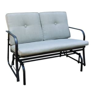 Living Accents Jefferson Double Glider for $130