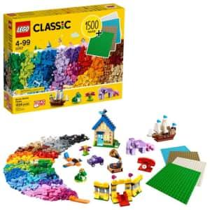 LEGO Classic Bricks Bricks Plates Building Toy for $40