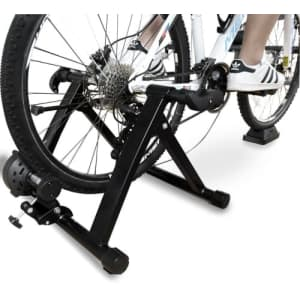 BalanceFrom Magnetic Bike Trainer Stand for $35