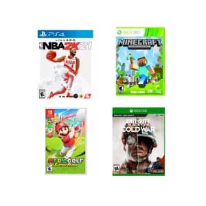 GameStop Pre-Owned Games: Buy 2, get 3rd free