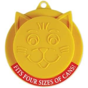Petmate Kitty Food Cap for $1
