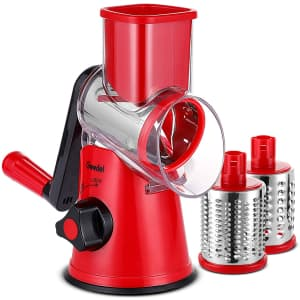 Geedel Rotary Cheese Grater for $15