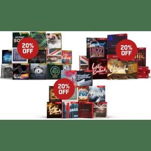 Toontrack MIDI Sale: 20% off