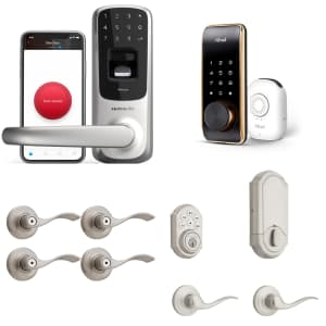 Door Locks at Home Depot: Up to $40 off