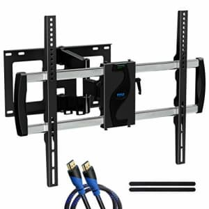 "Pyle Universal Wall Mount TV Bracket - Flat Screen TV Wall Mount Full Motion Tilting - Mounts 42-70"" for $88"