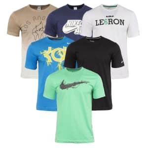 Nike Men's Mystery T-Shirt: 3 for $39