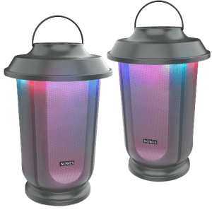 Nowes 20W Bluetooth Speaker 2-Pack for $79
