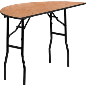 Flash Furniture Folding Banquet Table for $180