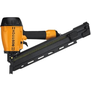 Bostitch 28° Wire Weld Framing Nailer for $185