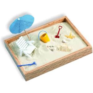 Executive Sandbox A Day at the Beach for $25