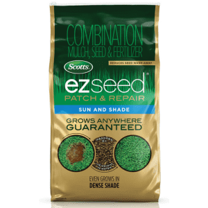 Scotts EZ Seed Mixed Sun/Shade Seed Mulch & Fertilizer 10-lb. Bag for $22 for Ace Rewards members