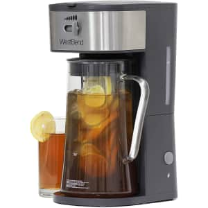 West Bend Fresh Iced Tea and Coffee Maker for $24