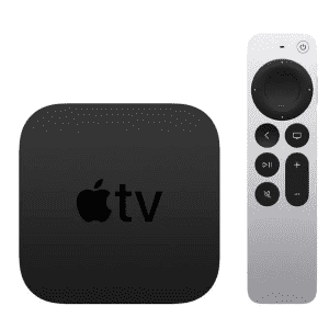 6th-Gen. Apple TV 4K 32GB Streaming Media Player (2021) for $169