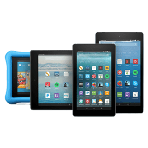Amazon Fire Tablet Trade-In Discount: 20% off