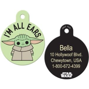 Pet ID Tags at Chewy: Up to 20% off