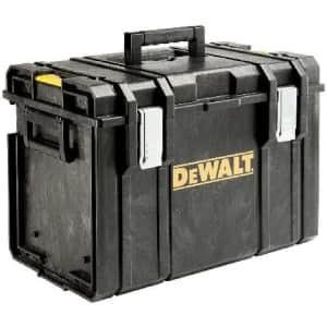 """DeWalt ToughSystem 22"""" XL Tool Box for $55"""