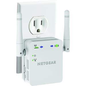 Netgear N300 WiFi Range Extender for $47