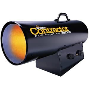 Mr. Heater 250,000-400,000 BTU Forced Air Propane Heater for $634
