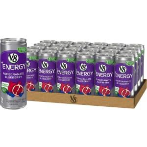 V8 +Energy 8-oz. Can 24-Pack for $11