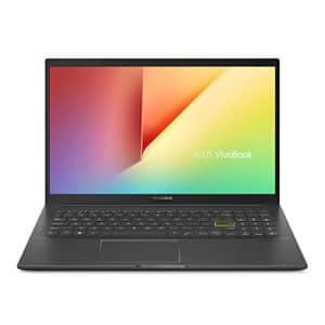 ASUS VivoBook 15 K513 Thin & Light Laptop, 15.6 FHD Display, Intel i7-1165G7 CPU, NVIDIA GeForce for $900