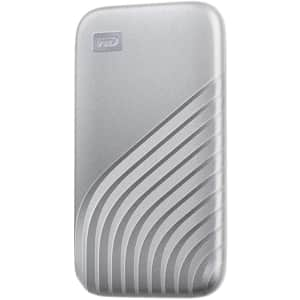 WD My Passport 2TB External Solid State Drive for $254
