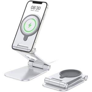 Omoton MagSafe Charger Stand for $9
