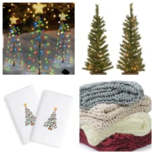 Overstock.com Holiday Home Sale: 70% off thousands of items