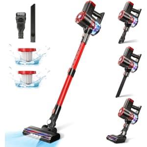 PrettyCare 4-in-1 Cordless Vacuum for $120