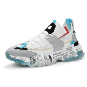 Scurtain Men's or Women's Fashion Sneakers for $31