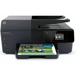 HP Officejet 6812e All-in-One Inkjet Printer for $94
