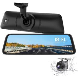 Auto-Vox 1080p Rear View Mirror Backup Camera for $220
