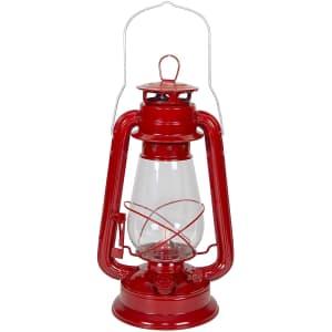 """Stansport 12"""" Hurricane High Oil Lantern for $7"""