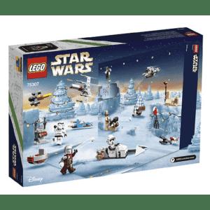 LEGO Star Wars Advent Calendar for $32 in cart