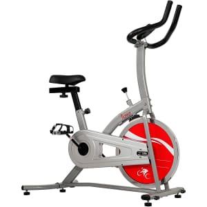 Sunny Health & Fitness Stationary Bike for $166