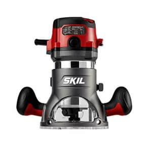 SKIL 10 Amp Fixed Base Corded Router RT1323-00 for $90