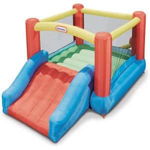 Little Tikes Jr. Jump 'n Slide Bouncer for $130