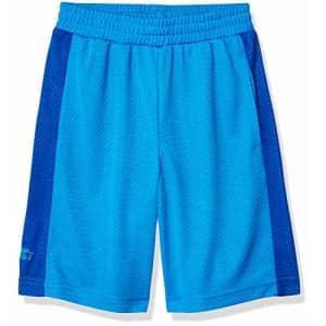 "Starter Big Boy's 10"" Mesh Short with Side Panel, Champion Team Blue, Large for $9"