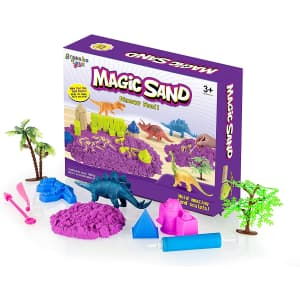 Greenbo Magic Sand Dinosaur Fossil Kit for $15