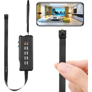 GooSpy Wireless Mini HD Camera for $24