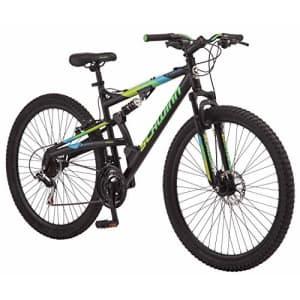 Schwinn Knowles Men's Mountain Bike, Black for $575