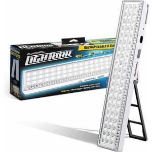 """Bell & Howell 16.5"""" Rechargeable LED Light Bar: 2 for $34"""