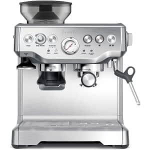 Breville Barista Express Programmable Espresso Machine for $600