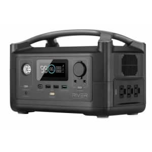EcoFlow River 600 288Wh Portable Power Station for $224