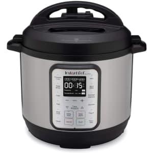 Instant Pot Duo Plus 6-Quart Pressure Cooker for $105