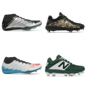 Men's Cleats & Track Shoes at Joe's New Balance Outlet: from $15