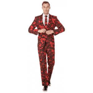 Braveman Men's Halloween Novelty Suit for $30